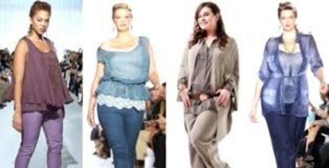 Удобные и стильные брюки для пышной женщины