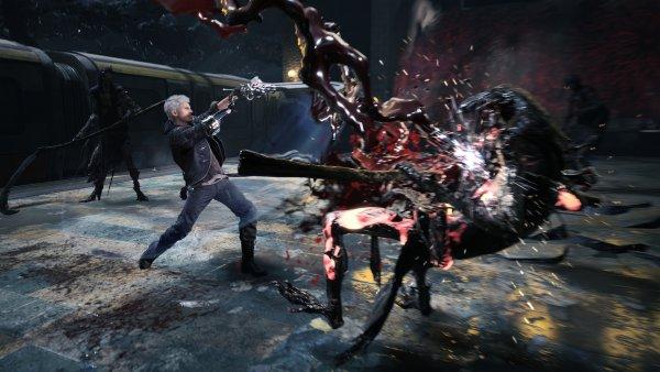 В Devil May Cry 5 отменили «отмену» анимации